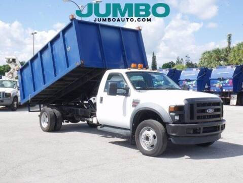 2009 Ford F-450 Super Duty for sale at JumboAutoGroup.com - Jumboauto.com in Hollywood FL