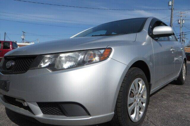 2010 Kia Forte for sale at Eddie Auto Brokers in Willowick OH