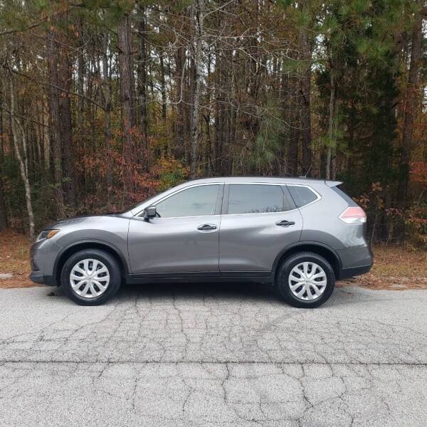 2016 Nissan Rogue for sale at MATRIXX AUTO GROUP in Union City GA