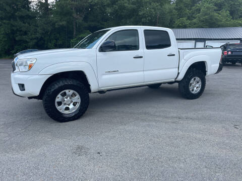 2015 Toyota Tacoma for sale at Adairsville Auto Mart in Plainville GA