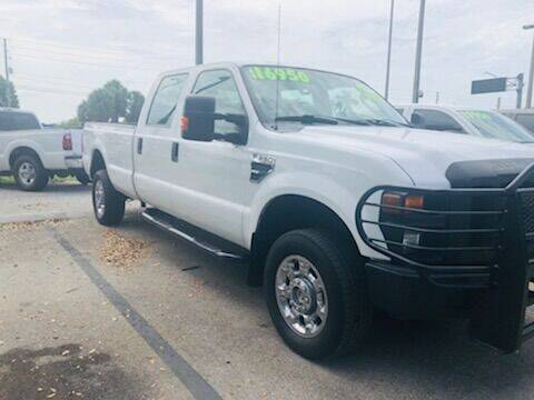 2008 Ford F-350 Super Duty for sale at DAN'S DEALS ON WHEELS in Davie FL