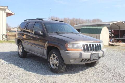 1999 Jeep Grand Cherokee for sale at Vehicle Network - Joe's Tractor Sales in Thomasville NC