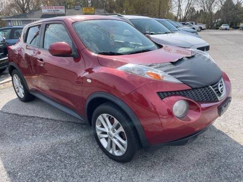 2011 Nissan JUKE for sale at Certified Motors in Bear DE