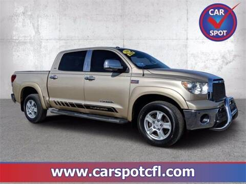 2010 Toyota Tundra for sale at Car Spot Of Central Florida in Melbourne FL