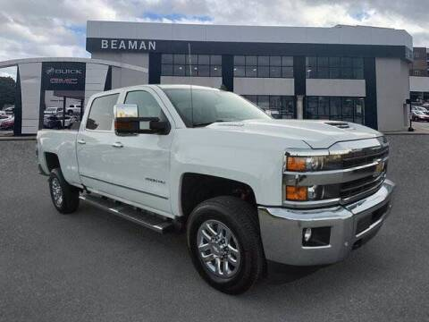 2019 Chevrolet Silverado 2500HD for sale at BEAMAN TOYOTA - Beaman Buick GMC in Nashville TN