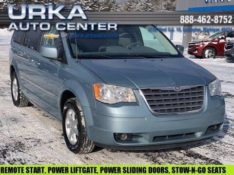 2010 Chrysler Town and Country for sale at Urka Auto Center in Ludington MI
