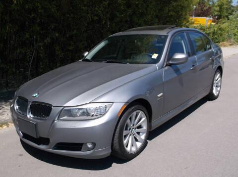2011 BMW 3 Series for sale at Eastside Motor Company in Kirkland WA