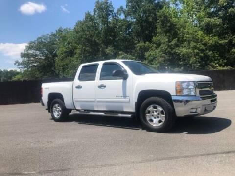 2013 Chevrolet Silverado 1500 for sale at BARD'S AUTO SALES in Needmore PA
