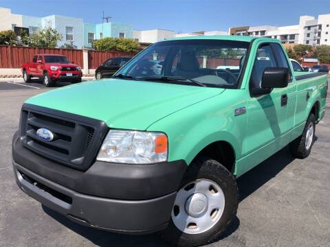 2008 Ford F-150 for sale at CITY MOTOR SALES in San Francisco CA