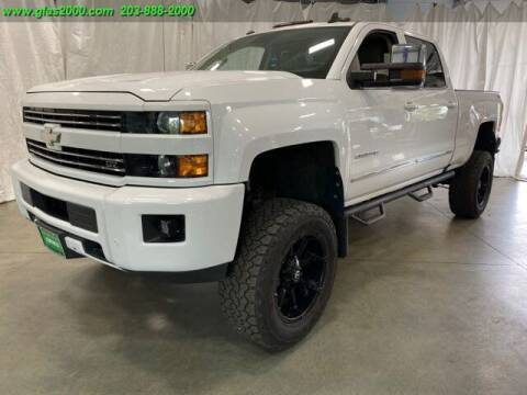 2016 Chevrolet Silverado 2500HD for sale at Green Light Auto Sales LLC in Bethany CT