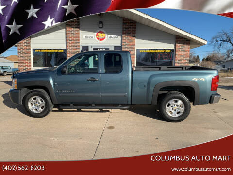 2009 Chevrolet Silverado 1500 for sale at Columbus Auto Mart in Columbus NE