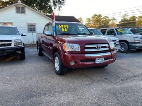 2006 Toyota Tundra for sale at Port City Auto Sales in Baton Rouge LA