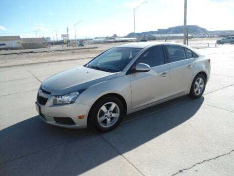 2014 Chevrolet Cruze for sale at Twin City Motors in Scottsbluff NE
