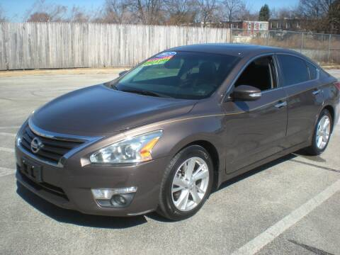2015 Nissan Altima for sale at 611 CAR CONNECTION in Hatboro PA