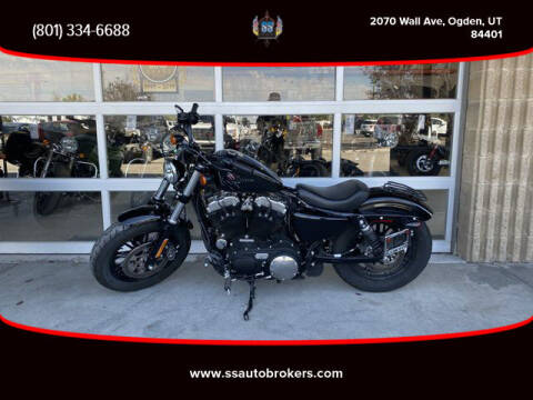 2019 Harley-Davidson SPORTSTER FORTY-EIGHT XL1200 for sale at S S Auto Brokers in Ogden UT