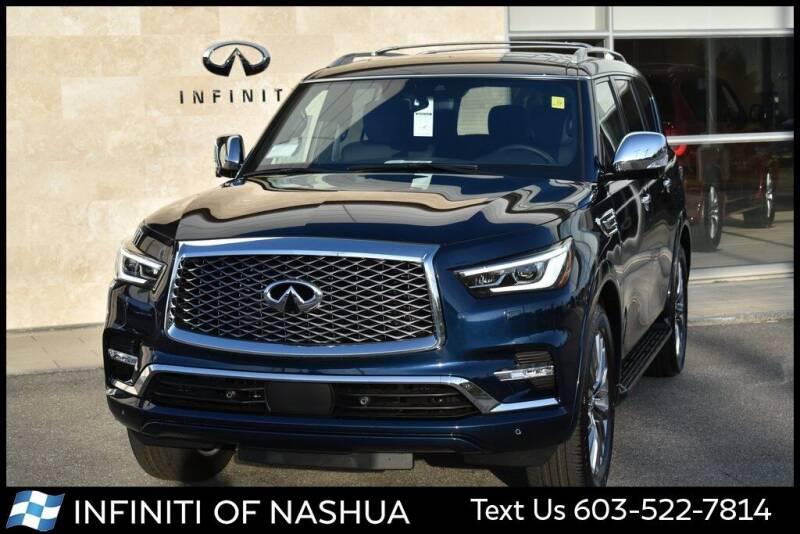 2021 Infiniti QX80 for sale in Nashua, NH