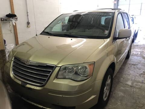 2010 Chrysler Town and Country for sale at Cargo Vans of Chicago LLC in Mokena IL