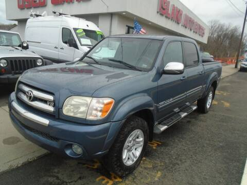 2006 Toyota Tundra for sale at Island Auto Buyers in West Babylon NY