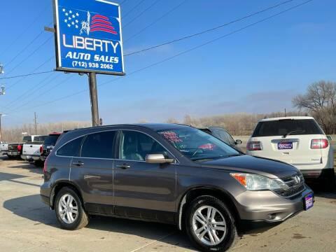 2010 Honda CR-V for sale at Liberty Auto Sales in Merrill IA