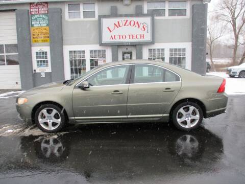 2009 Volvo S80 for sale at LAUZON'S AUTO TECH TOWING in Malone NY