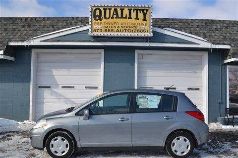 2009 Nissan Versa for sale at Quality Pre-Owned Automotive in Cuba MO