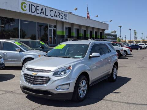 2016 Chevrolet Equinox for sale at Ideal Cars Atlas in Mesa AZ