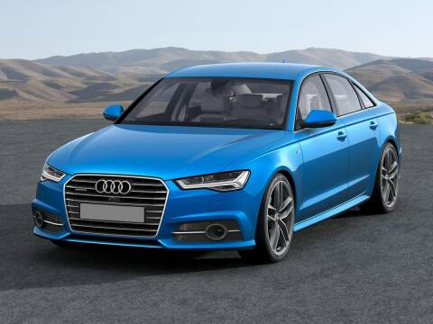 2016 Audi A6 for sale at Hi-Lo Auto Sales in Frederick MD