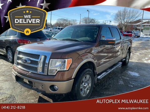2011 Ford F-150 for sale at Autoplex 3 in Milwaukee WI