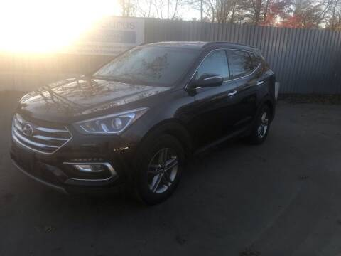 2018 Hyundai Santa Fe Sport for sale at Chuckran Auto Parts Inc in Bridgewater MA
