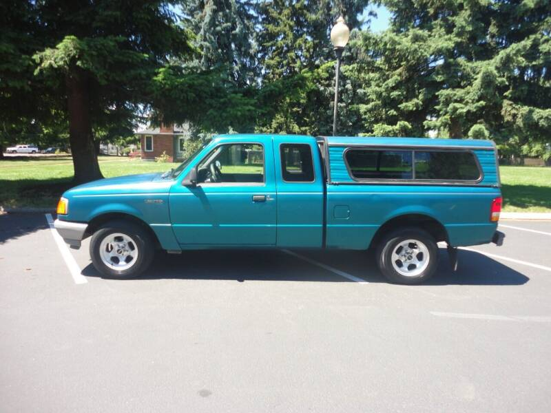 1993 Ford Ranger for sale at TONY'S AUTO WORLD in Portland OR