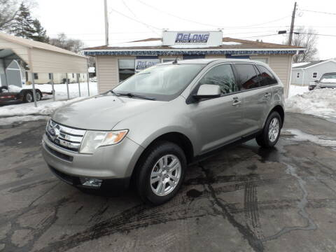 2008 Ford Edge for sale at DeLong Auto Group in Tipton IN