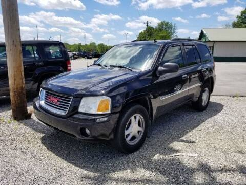 2007 GMC Envoy for sale at Ridgeway's Auto Sales - Buy Here Pay Here in West Frankfort IL