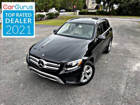 2017 Mercedes-Benz GLC for sale at Brothers Auto Sales of Conway in Conway SC