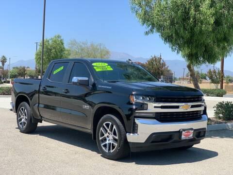 2019 Chevrolet Silverado 1500 for sale at Esquivel Auto Depot in Rialto CA