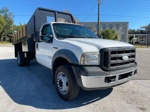 2007 Ford F-450 Super Duty for sale at Consumer Auto Credit in Tampa FL