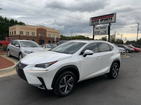 2019 Lexus NX 300h for sale at Auto Sports in Hickory NC