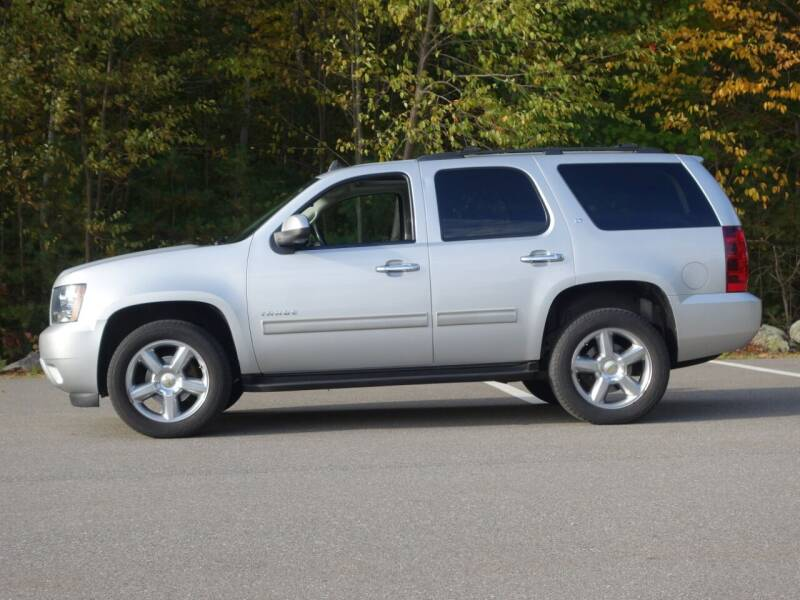 2013 Chevrolet Tahoe for sale at Auto Mart in Derry NH