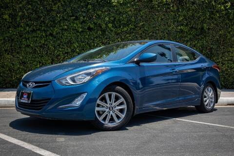 2016 Hyundai Elantra for sale at 605 Auto  Inc. in Bellflower CA