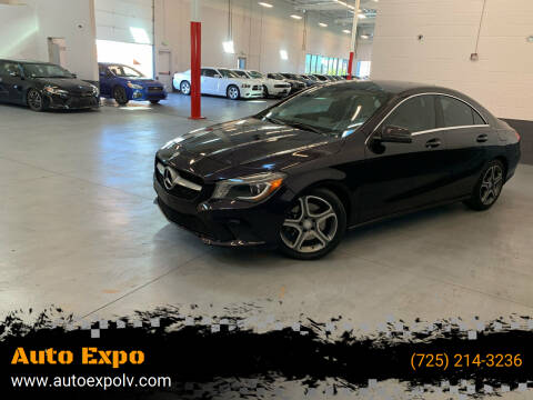 2014 Mercedes-Benz CLA for sale at Auto Expo in Las Vegas NV