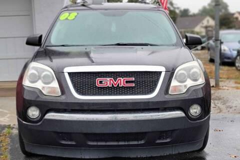 2008 GMC Acadia for sale at Auction Buy LLC in Wilmington DE