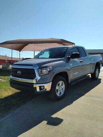 2020 Toyota Tundra for sale at Quality Toyota in Independence KS