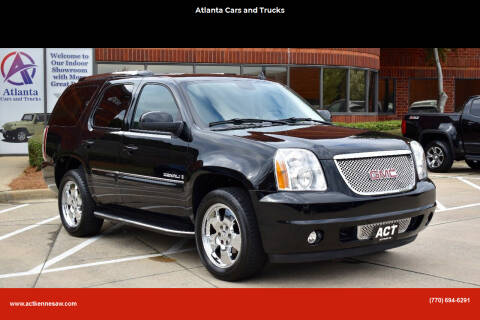 2008 GMC Yukon for sale at Atlanta Cars and Trucks in Kennesaw GA