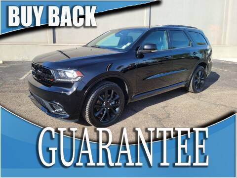 2017 Dodge Durango for sale at Reliable Auto Sales in Las Vegas NV