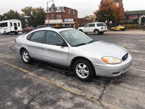2004 Ford Taurus for sale at DC Auto Sales Inc in Saint Louis MO