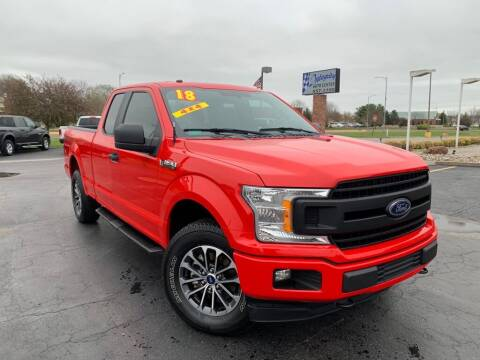 2018 Ford F-150 for sale at Integrity Auto Center in Paola KS