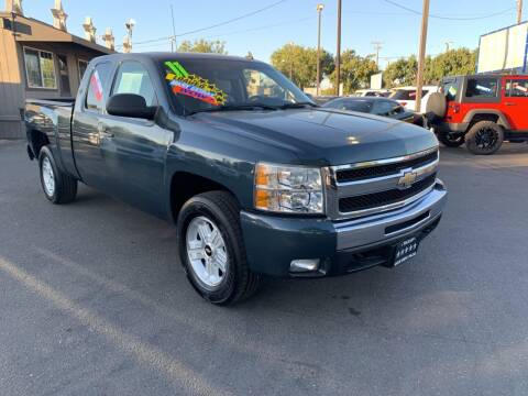 2011 Chevrolet Silverado 1500 for sale at 5 Star Auto Sales in Modesto CA