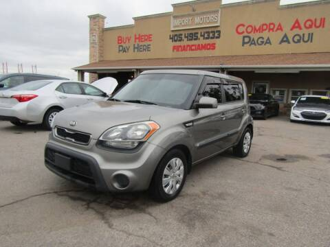 2013 Kia Soul for sale at Import Motors in Bethany OK