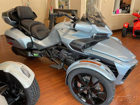 2021 Can-Am F3 LIMITED SE6 for sale at ROUTE 3A MOTORS INC in North Chelmsford MA