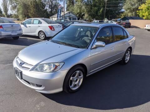 2004 Honda Civic for sale at Progressive Auto Sales in Twin Falls ID