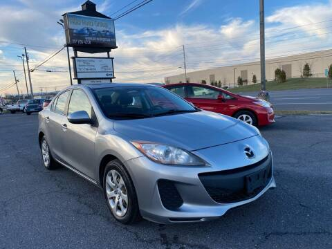 2012 Mazda MAZDA3 for sale at A & D Auto Group LLC in Carlisle PA